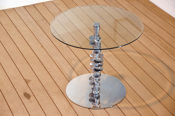 Cherished parts furniture high quality bespoke furniture for Car part coffee table
